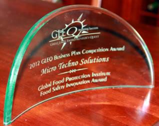 GLEQ Award 2012